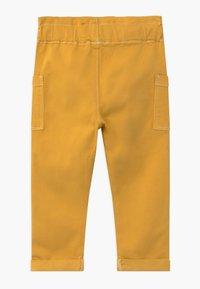 Name it - NMFROSE TWIATARA PANT - Trousers - spicy mustard - 1