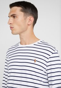 Polo Ralph Lauren - Long sleeved top - white/french navy - 3