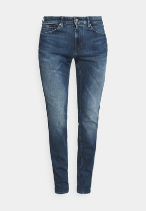 SCANTON SLIM - Jeans slim fit - mid blue