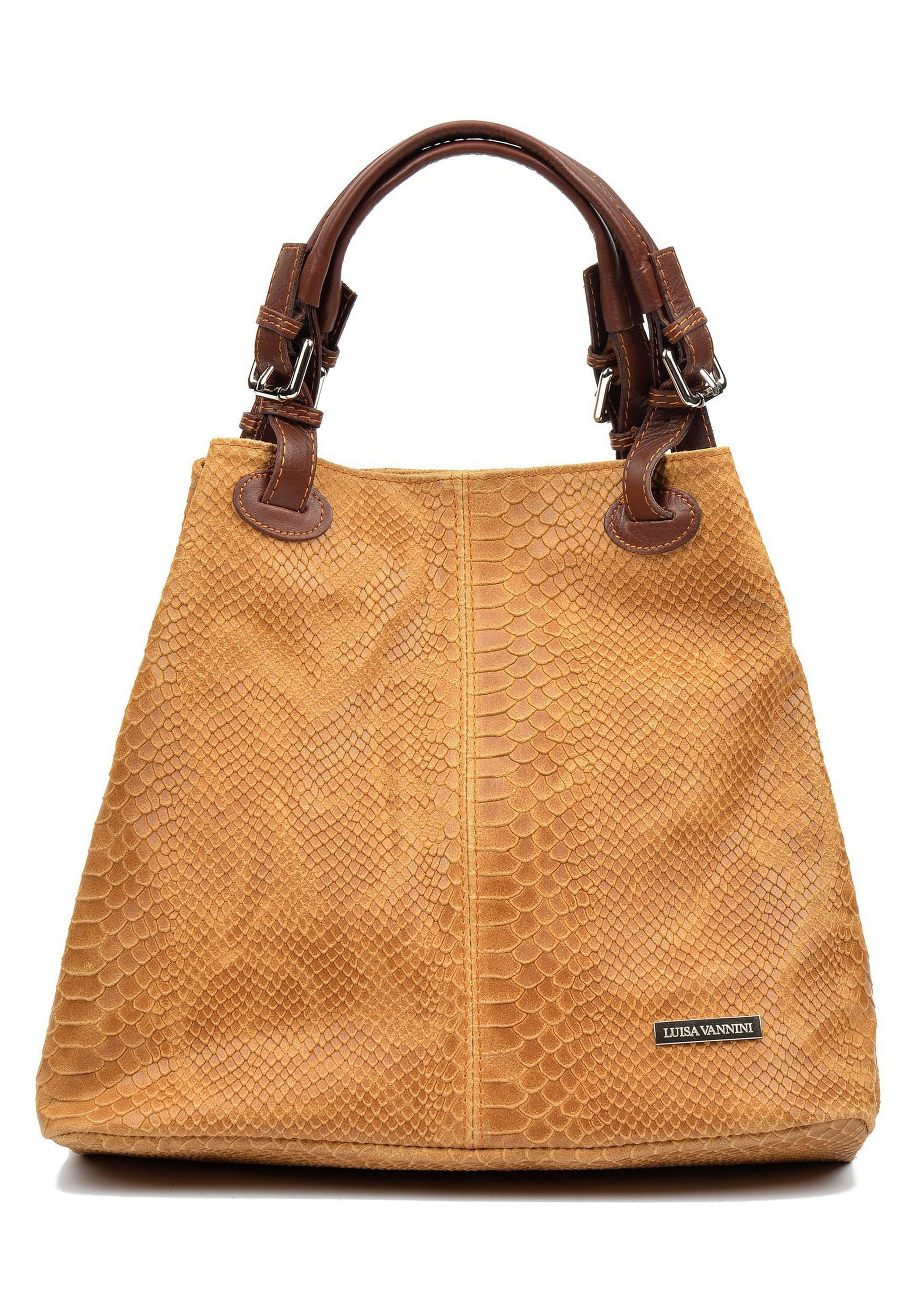 Donna WITH TOP MAGNETIC SNAP CLOSURE - Shopping bag