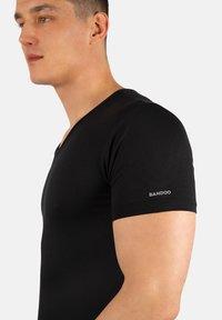 Bandoo Underwear - OLAF - Undershirt - black - 2