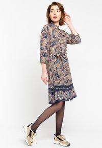 LolaLiza - Shirt dress - navy blue - 4