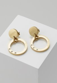 Guess - ETERNAL CIRCLES - Earrings - gold-coloured - 0
