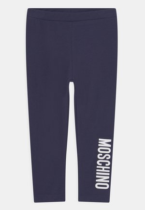 Leggings - Trousers - blue navy