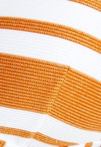 Maryan Mehlhorn - COPERNICA  SET - Bikiny - white/copper - 5