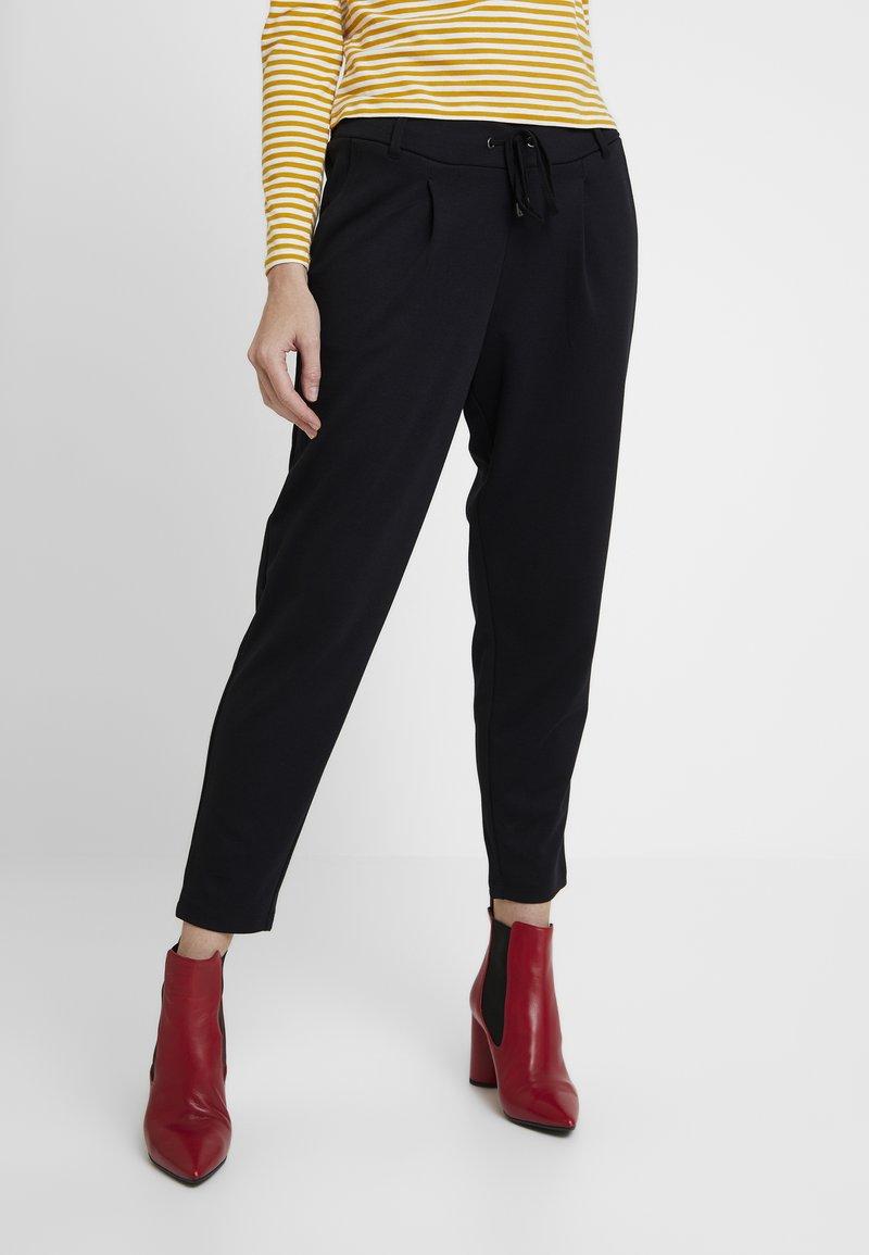edc by Esprit - FINE PANT - Tracksuit bottoms - black