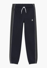Champion - LEGACY HOODED FULL ZIP SUIT SET - Tracksuit - dark blue - 2