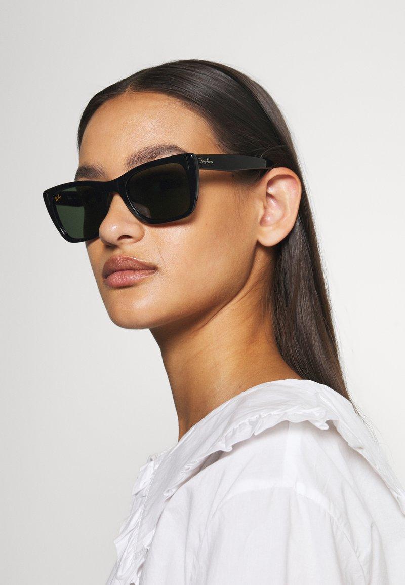 Ray-Ban - CARIBBEAN - Sluneční brýle - shiny black