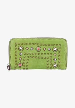 Wallet - sage green