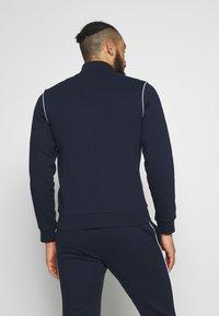 Lacoste Sport - TRACKSUIT - Tracksuit - navy blue/white - 2