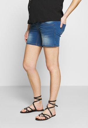 MLFIFTY  - Shorts vaqueros - medium blue denim