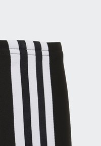 adidas Performance - 3-STRIPES SWIM BOXERS - Swimming trunks - black - 3