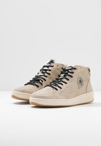 Blauer - OLYMPIA - Sneakers high - platinum - 4