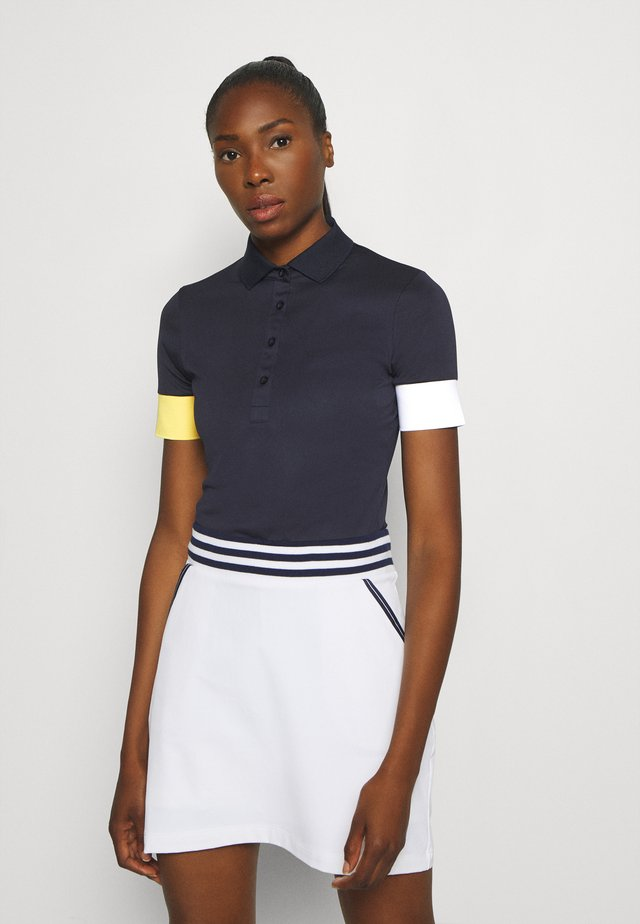 YASMIN GOLF  - Sports shirt - navy
