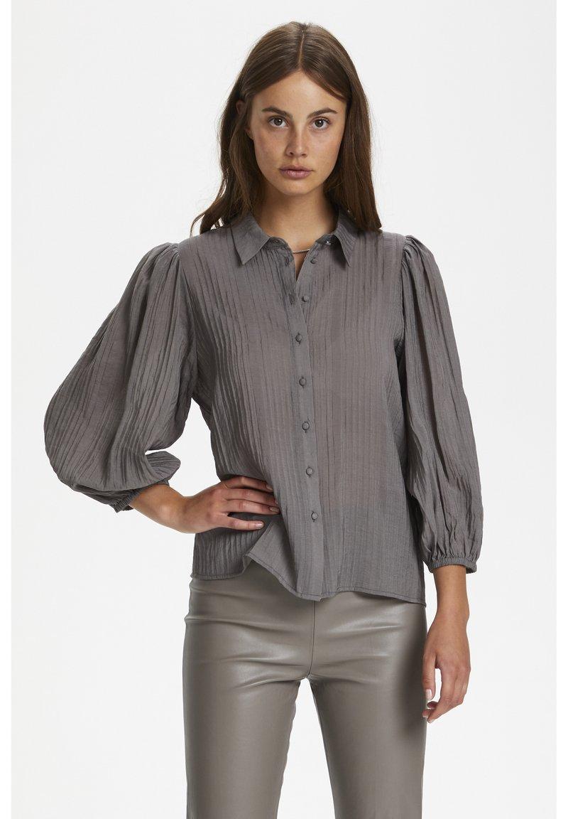Soaked in Luxury - Skjorte - brushed nickel