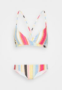 O'Neill - BAAY MAOI MIX FIXED SET - Bikini - yellow/red - 6