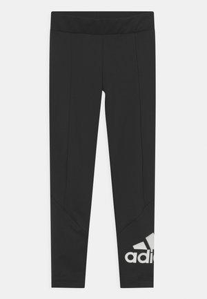 UNISEX - Collants - black/white