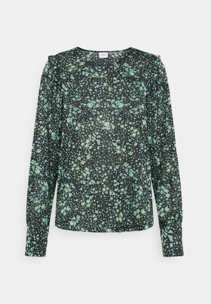 JDYFLORA - Long sleeved top - deep sea