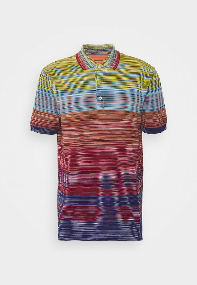 SHORT SLEEVE  - Poloshirt - multi-coloured