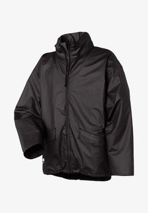 VOSS - Waterproof jacket - schwarz