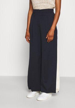 ASIA - Pantalones - blue