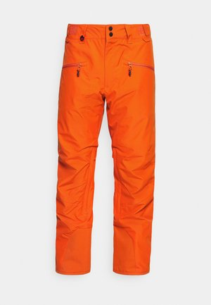 BOUNDRY - Snow pants - pureed pumpkin