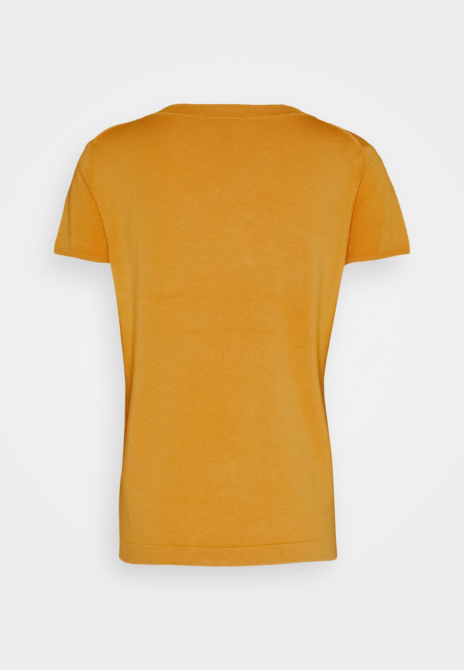 Esprit Collection Eco Vero - T-shirts Honey Yellow/mørkegul