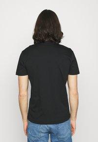 Diesel - 2 PACK - Print T-shirt - blue/black - 2