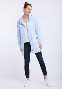 myMo - Parka - light blue - 1
