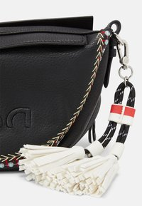 Desigual - GETAWAY LUISIANA - Across body bag - black - 5