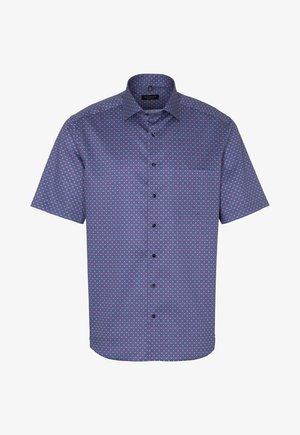 Shirt - blau/pink