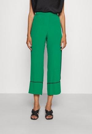 PANTALONE - Kalhoty - verde smeraldo