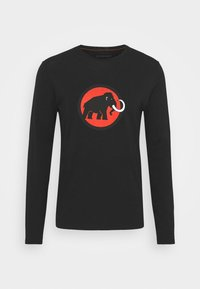 Mammut - LOGO LONGSLEEVE - Long sleeved top - black - 3