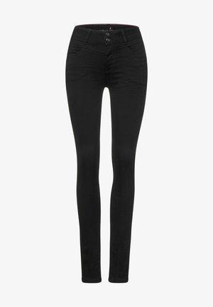 SLIM FIT - Jeans slim fit - schwarz
