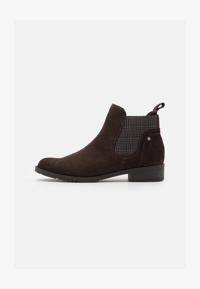 Ankle boot - mocca