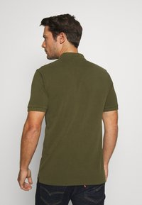 Scotch & Soda - CLASSIC GARMENT DYED  - Poloshirt - army - 2