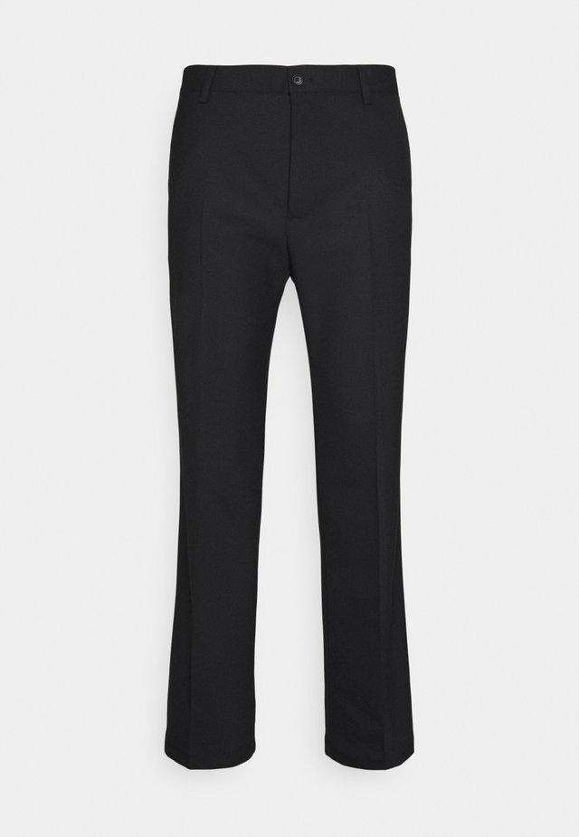 CHET PANTS - Pantalon classique - black