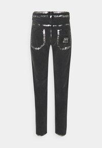 Versace Jeans Couture - COMFORT - Slim fit -farkut - black - 9