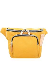 Harvest Label - BANDAI - Bum bag - mustard - 0