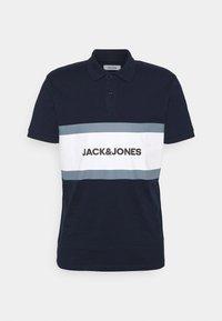 JJSHAKE - Polo shirt - navy blazer