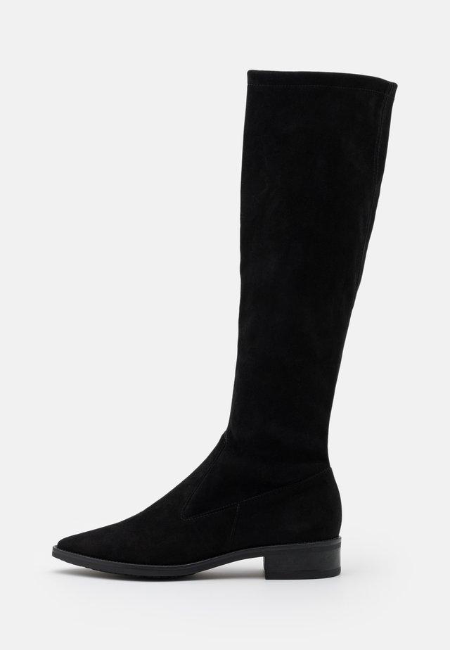 AMINA - Boots - schwarz