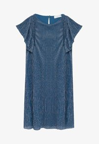 Mango - MARINAS-A - Cocktail dress / Party dress - bleu - 0
