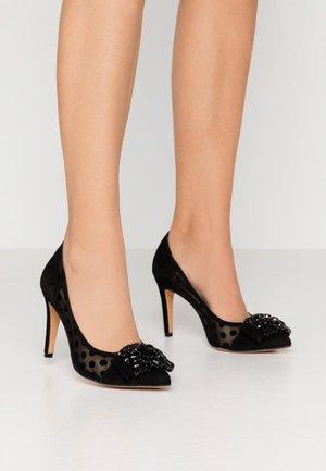MANIFIKA BIPOIS - High heels - noir