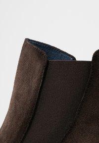 Pinto Di Blu - Classic ankle boots - marron - 2