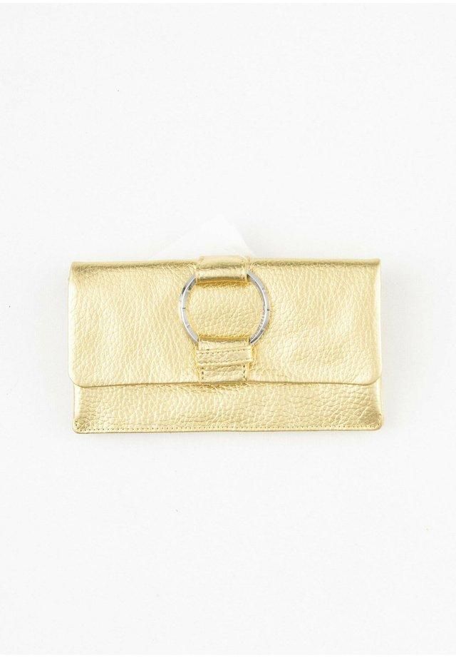 Clutch - gold