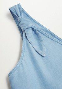 Mango - Overall / Jumpsuit - medium blue - 6
