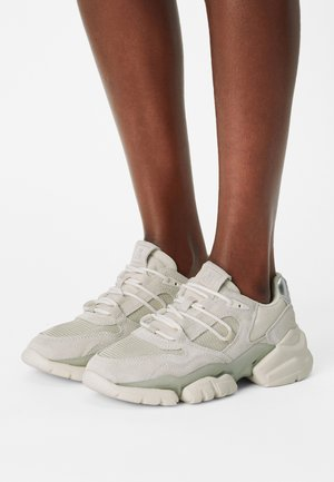 JULIA 3D - Sneakers basse - stone