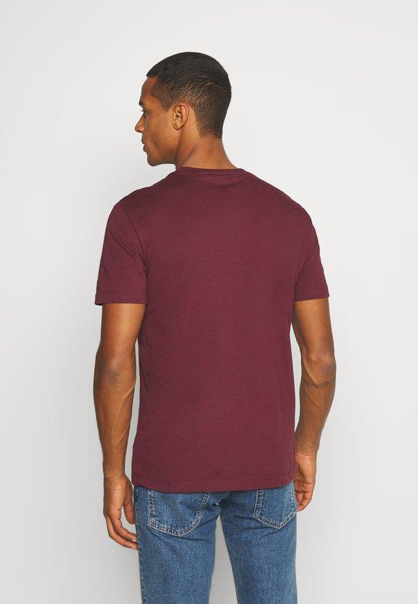 Calvin Klein FRONT LOGO 2 PACK - T-shirt z nadrukiem - multi/biały Odzież Męska ZGWN