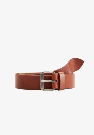JAVIER - Belt - mittelbraun