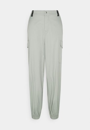 PANT - Cargo trousers - wrought iron